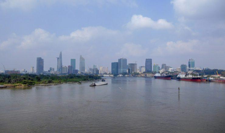 茶谷産業が新会社を設立したベトナム・ホーチミン市